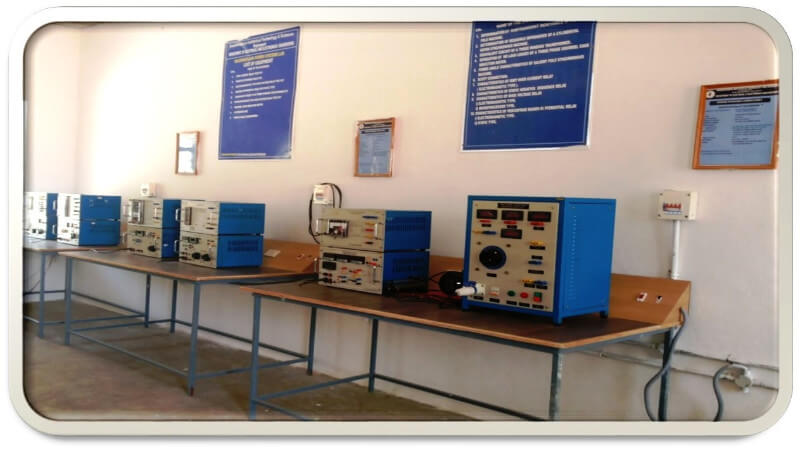 Electrical & Electronics Engineering PG LABORATORIES